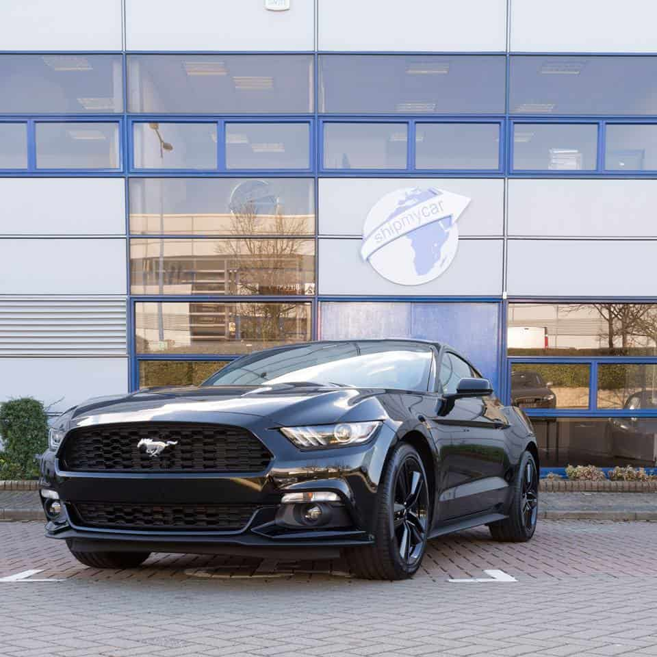 Ford Mustang Uk Dealers