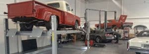 International car shipping specialists with full UK workshop for IVA and MOT modification, testing and registration