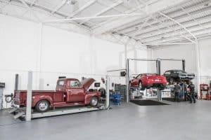 car shipping workshop