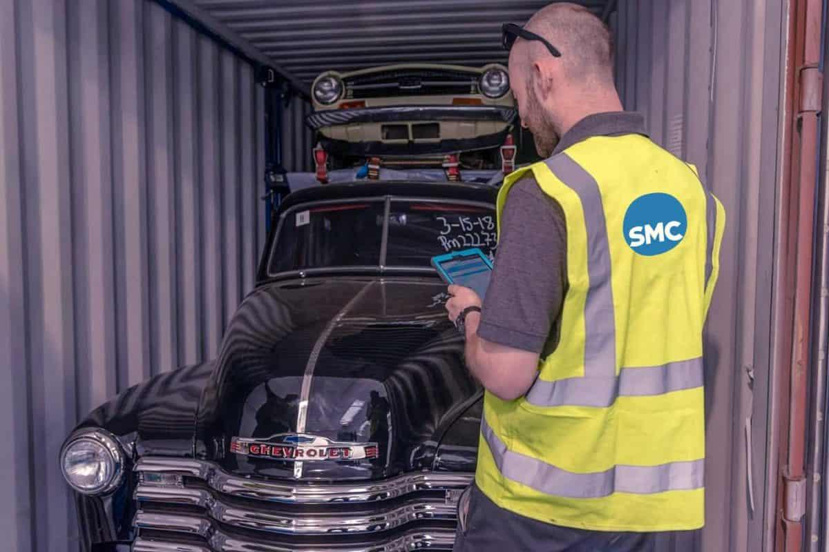 Car Shipping Import UK