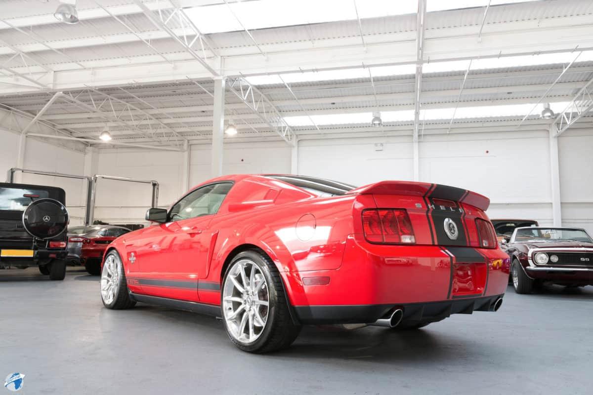 S197 Mustang UK Import IVA MOT